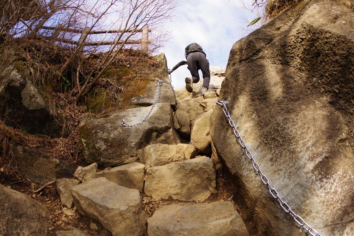 筑波山(2)